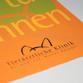 Logo und Printmittel Tierklinik